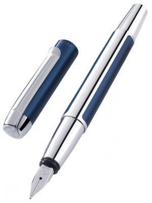 Перьевая ручка Pelikan Elegance Pura P40 EF PL954966 ручка перьевая pelikan elegance pura p40 954966 синий серебристый ef перо сталь нержавеющая подар кор
