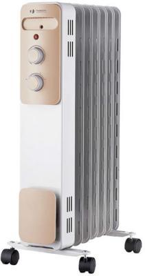 Масляный радиатор Timberk TOR 21.1005 LUX 1200 Вт белый tor pa 600 1200