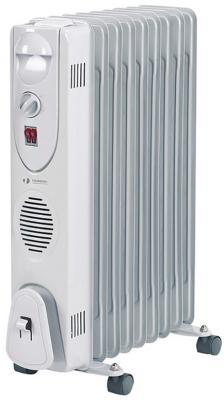Масляный радиатор Timberk TOR 31.2409 Q 2000 Вт белый