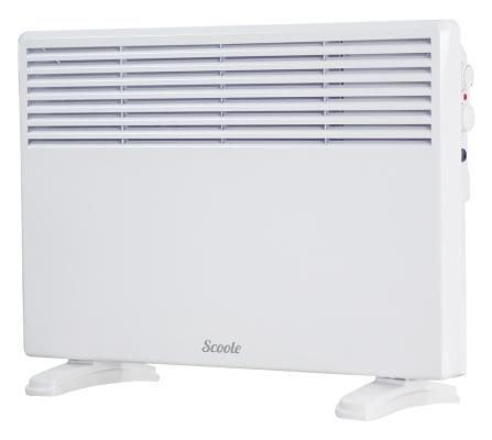 Конвектор Scoole SC HT CM4 1000 WT 1000 Вт термостат белый конвектор scoole sc ht hm1 2000 be