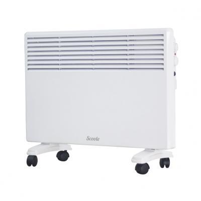 Конвектор Scoole SC HT CM3 1500 WT 1500 Вт белый конвектор scoole sc ht hm1 2000 be