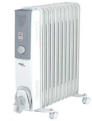 Масляный радиатор Scarlett SC 51.1907 S6 1900 Вт белый