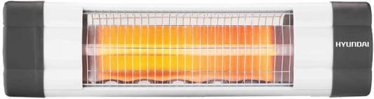 все цены на Инфракрасный обогреватель Hyundai H-HC4-30-UI711 3000 Вт обогрев термостат белый чёрный онлайн