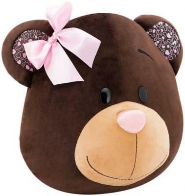 Купить Подушка Milk, ORANGE, коричневый, текстиль, Подушки-игрушки