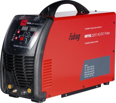Инвертор сварочный INTIG 320 T AC/DC PULSE (38431) + горелка FB TIG 18 5P 4m (38042) + модуль охлажд foxweld сварочный инвертор tig 203 ac dc pulse