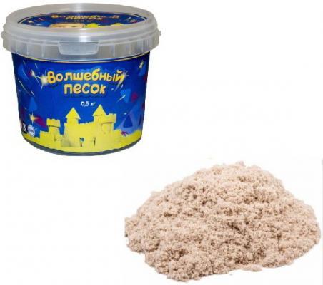 Купить Песок для лепки Космический песок Классический 1 цвет, Кинетический песок