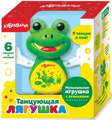 Развив.игрушка Танцующая лягушка азбукварик танцующая лягушка azbukvarik