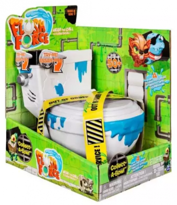 Купить Набор фигурок SPIN MASTER туалет-коллектор, Детские фигурки