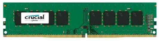 Оперативная память 4Gb (1x4Gb) PC4-21300 2666MHz DDR4 DIMM CL19 Crucial CT4G4DFS8266