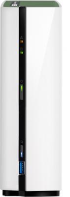 Сетевое хранилище QNAP TS-128A 1x3,5 рэковое сетевое хранилище rack nas lenovo e1012 64111b2