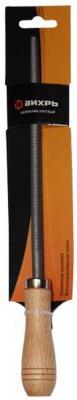 Вихрь [73/6/4/4] Напильник 200 мм круглый деревянная рукоятка напильник по металлу круглый 4 0 мм champion c8001 4 0 мм