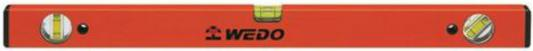Уровень WEDO WD783-08 600мм 0.5мм/м 3 глазка магнит уровень wedo wd783 14 1 2м