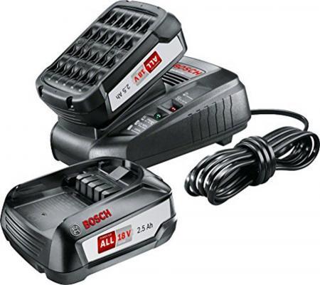 Аккумулятор для Bosch Li-ion Power4All 18 ВPower4All аккумулятор bosch 18в 2 5ач li ion power4all 1 600 a00 5b0