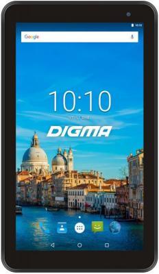 Планшет Digma Optima 7017N 3G MT8321 (1.3) 4C/RAM2Gb/ROM16Gb 7 IPS 1024x600/3G/Android 7.0/черный/2Mpix/0.3Mpix/BT/GPS/WiFi/Touch/microSD 64Gb/minUSB/2500mAh