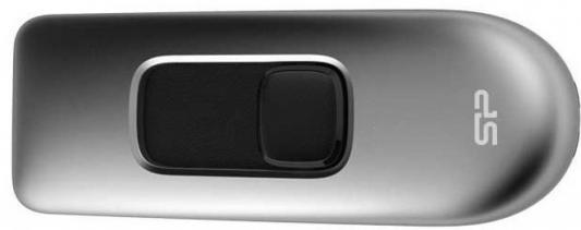 Фото - Флеш Диск Silicon Power 32Gb Marvel M70 SP032GBUF3M70V1S USB3.0 серебристый флеш карта cf 32gb silicon power 1000x