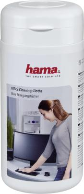 цена на Чистящие салфетки HAMA Office Cleaning 100 шт 00113805