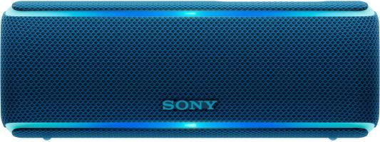 Колонка порт. Sony SRS-XB21 синий 14W 2.0 BT/3.5Jack 10м (SRSXB21L.RU2)