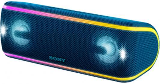 все цены на Колонка порт. Sony SRS-XB41 синий 50W 2.0 BT/3.5Jack 30м (SRSXB41L.RU4) онлайн