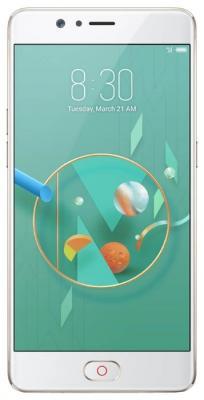 Картинка для Смартфон ZTE Nubia M2 64 Гб золотистый