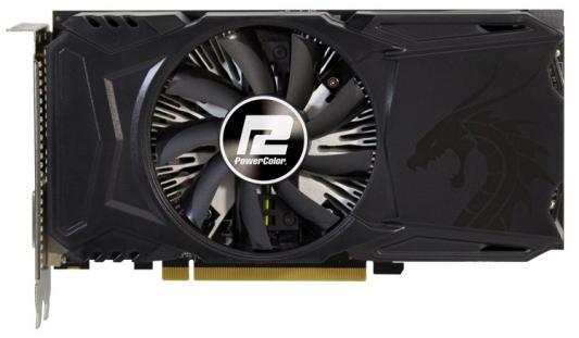 цена на Видеокарта PowerColor PCI-E AXRX 550 4GBD5-DHA AMD Radeon RX 550 4096Mb 128bit GDDR5 1190/6000 DVIx1/HDMIx1/DPx1/HDCP Ret