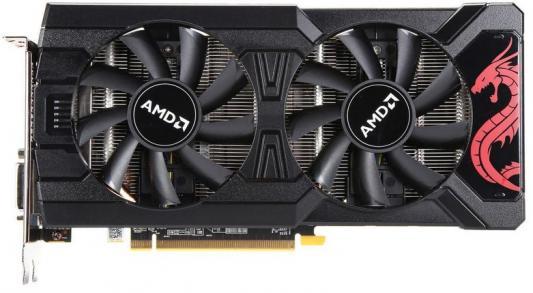 Видеокарта PowerColor PCI-E AXRX 570 8GBD5-DMV3 AMD Radeon RX 570 8192Mb 256bit GDDR5 1105/7000 DVIx1/HDCP white box видеокарта powercolor 8192mb rx 570 axrx 570 8gbd5 dmv3 dvi