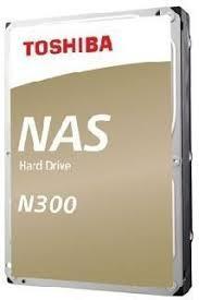 "Жесткий диск Toshiba SATA-III 10Tb HDWG11AUZSVA NAS N300 (7200rpm) 256Mb 3.5"" Bulk жесткий диск 4tb toshiba n300 hdwq140uzsva"