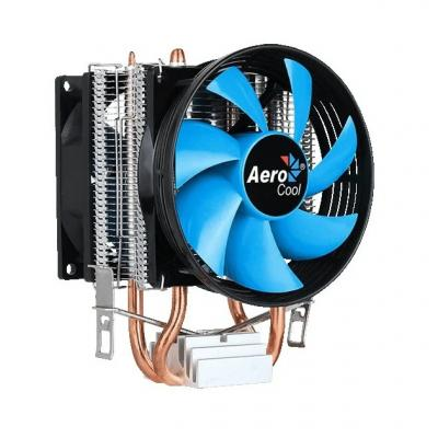 Устройство охлаждения(кулер) Aerocool Verkho 2 Dual Soc-FM2+/AM2+/AM3+/AM4/1150/1151/1155/2011/ 4-pin + 4-pin 15-25dB Al+Cu 120W 370gr Ret 1pcs serial ata sata 4 pin ide to 2 of 15 hdd power adapter cable hot worldwide