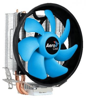 Устройство охлаждения(кулер) Aerocool Verkho 2 Plus Soc-FM2+/AM2+/AM3+/AM4/1150/1151/1155/ 4-pin 18-27dB Al+Cu 115W 444gr Ret thermalright le grand macho rt computer coolers amd intel cpu heatsink radiatorlga 775 2011 1366 am3 am4 fm2 fm1 coolers fan