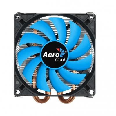 Устройство охлаждения(кулер) Aerocool Verkho 2 Slim Soc-FM2+/AM2+/AM3+/AM4/1150/1151/1155/ 4-pin 18-27dB Al+Cu 105W 403gr Ret thermalright le grand macho rt computer coolers amd intel cpu heatsink radiatorlga 775 2011 1366 am3 am4 fm2 fm1 coolers fan