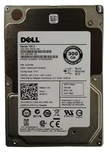 "лучшая цена Жесткий диск Dell 1x300Gb SAS 15K H8DVC 2.5"""
