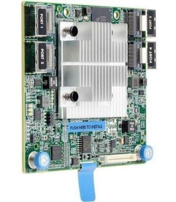 Контроллер HPE Smart Array P816i-a SR Gen10 (804338-B21) контроллер hpe h241 smart hba 726911 b21