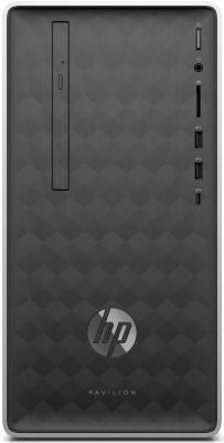 ПК HP Pavilion 590 590-p0001ur <4GK89EA> i3-8100/8GB/1TB/NV GTX1050Ti 4GB/DVD-RW/KBD+Mouse/DOS/Ash Silver цена и фото