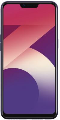 Смартфон Oppo A3s 16 Гб фиолетовый черный (A3s_blpurp)