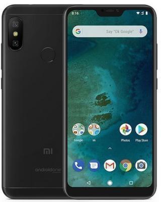 Смартфон Xiaomi Mi A2 Lite 32 Гб черный (MiA2Lt32GBBLK)