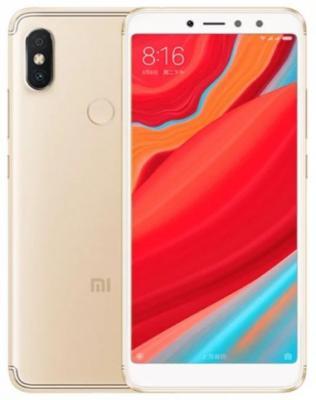 Смартфон Xiaomi Redmi S2 32 Гб золотистый (Redmi_S2_32GB_Gold) смартфон xiaomi redmi 6 32 гб золотистый redmi6gld32gb