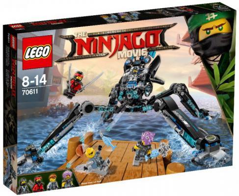 Конструктор LEGO Водяной Робот 494 элемента lego lego creator 31034 летающий робот