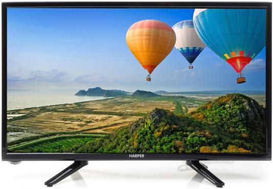 Телевизор Harper 22F470 черный цена