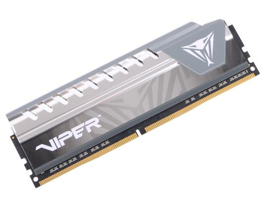 Оперативная память Patriot Viper Elite PVE416G240C6GY DIMM 16GB DDR4 2400MHz Retail DIMM 288-pin/PC-19200/CL16 оперативная память corsair cmv8gx4m1a2400c16 dimm 8gb ddr4 2400mhz dimm 288 pin pc 19200 cl16