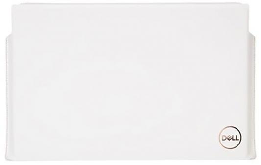 Чехол для ноутбука 13.3 DELL 460-BCIY пластик белый