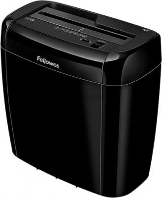 Fellowes Шредер Powershred® 36C FS-4700301 {DIN P-4, 4х40 мм, 6 лст., 12 лтр., Safety Lock} шредер fellowes powershred 11c din p 3 4х52мм 11лст 18лтр safety lock