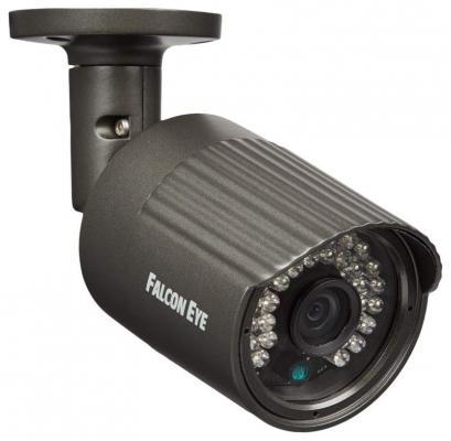 "Falcon Eye FE-IPC-BL200P 2Мп уличная IP камера; Матрица 1/2.8"" SONY 2.43 Mega pixels CMOS; 1920x1080P*25k/с; Дальность ИК подсветки 20-30м; Объектив f=3.6мм; ICR; Протокол i8S, i8 ip камера falcon eye fe ipc dl200p eco 2мп уличная ip камера 1920х1080p 25к с дальность ик подсветки 10 15м объектив f 3 6мм ip66 dc12v без poe"