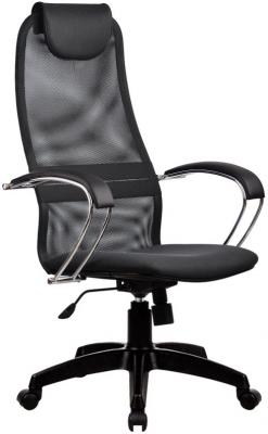 Кресло BP-8 PL № 21 сетка, темно-серый nowley 8 6190 0 1
