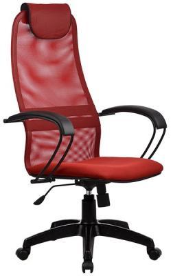 Кресло BP-8 PL № 22 сетка, красный nowley 8 6190 0 1