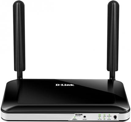 все цены на Маршрутизатор D-Link DWR-921 802.11bgn 300Mbps 2.4 ГГц 4xLAN черный