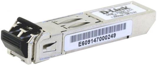 Фото - D-Link 310GT/A1A SFP-трансивер с 1 портом 1000Base-LX для одномодового оптического кабеля (до 10 км) sfp трансивер d link 311gt a1a