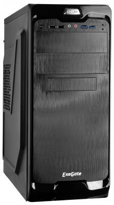 Корпус ATX Exegate UN-604 400 Вт чёрный