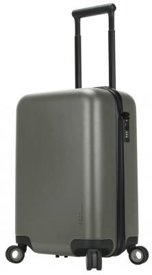 Чемодан Универсальная Incase Novi 4 Wheel Hubless 22 поликарбонат антрацит INTR100296-ANT чемодан ant travel 8002 3d 16 13