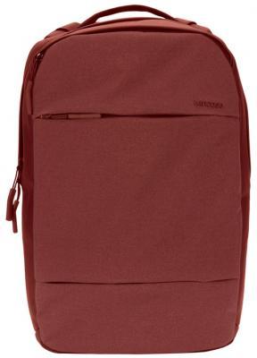 """Рюкзак для ноутбука 13"""" Incase City Dot Backpack нейлон красный INCO100421-DRD цена и фото"""