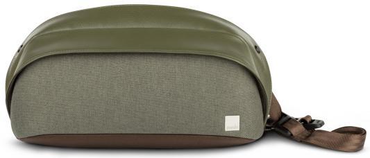 Сумка Moshi Tego Slingpack для iPad mini. Материал полиэстер\\нейлон. Цвет черный. рюкзак для ноутбука 15 moshi tego полиэстер нейлон серый 99mo110261