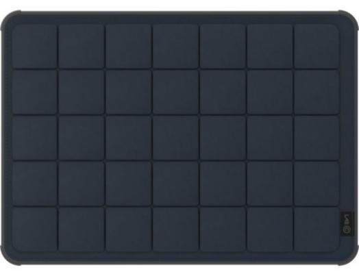 Чехол LAB.C Bumper sleeve для MacBook Air 13 iPad Pro 12.9 темно-синий LABC-456-NV чехол lab c bumper sleeve для macbook air 13 ipad pro 12 9 чёрный labc 456 bk